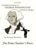 Unfinished Portrait of George Washington