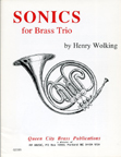 Sonics for Brass Trio