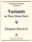 Variants on Three Hymn Tunes