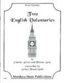 Two English Voluntaries