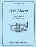 Ave Maria for Brass Quintet, Bach-Gounod, Bobby Scann