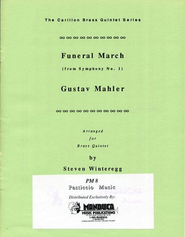 Funeral March for Brass Quintet, Gustav Mahler, Steven Winteregg