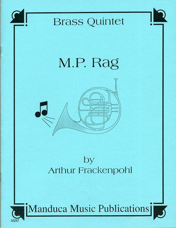 M. P. Rag(アーサー・フラッケンポール)(金管五重奏)