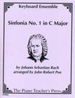 Sinfonia No. 1 in C Major