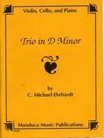 Trio in D Minor for Piano, Violin, and Cello